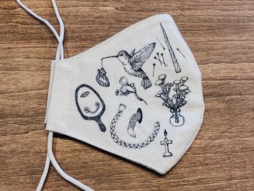 drawing mask 03