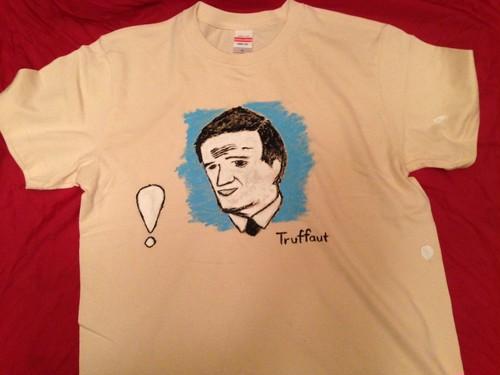 フランソワ トリュフォー Tシャツ Men's