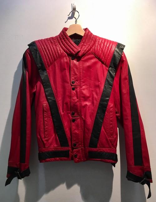 MJ レザージャケット