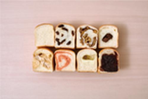 ミニ食パン8種類セット×4セット