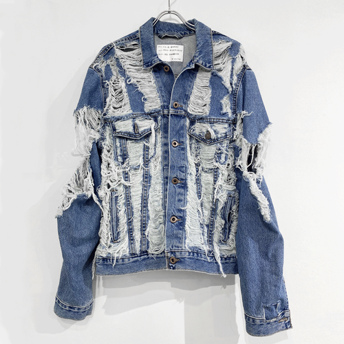 M THING HY-D  BASIC Denim jacket