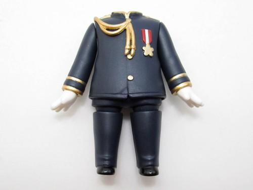 再入荷【1283】 日本 体パーツ 軍服 ねんどろいど