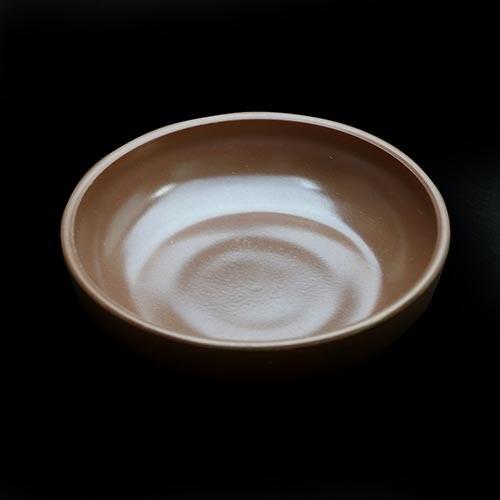 ヘーゼルアトラス ORCHARD WARE OVIDE MODERNTONE サラダボウル 茶 (238)