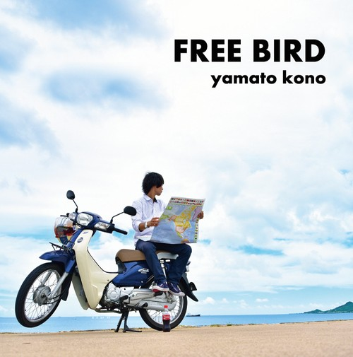 "4th album ""FREE BIRD"""