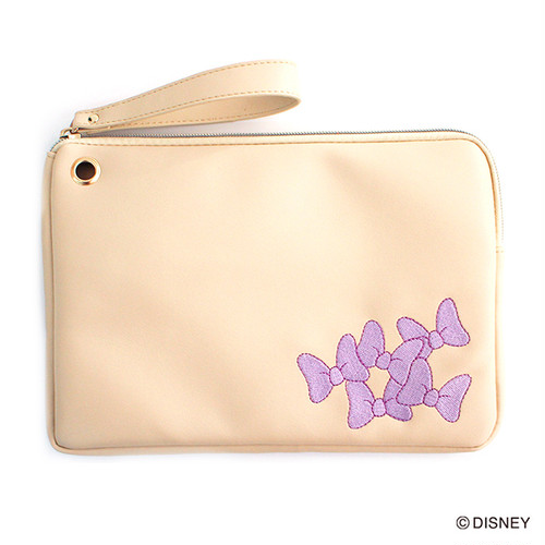 DISNEY/RIBBON POUCH/YY-D019 BE