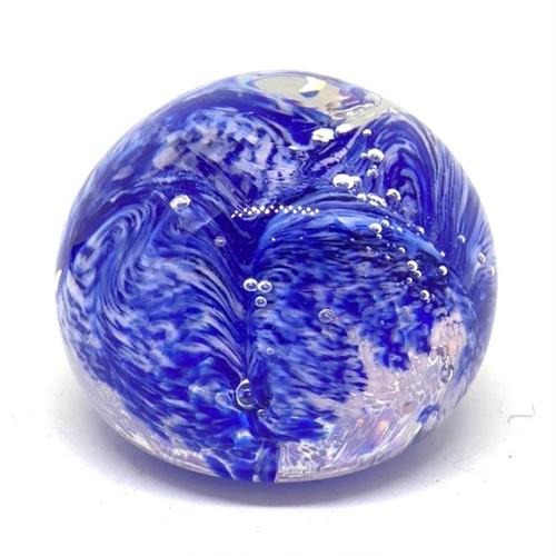 青い球体 水中花(SA241)