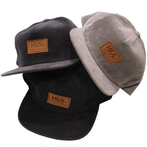 HIDEANDSEEK(ハイドアンドシーク) / CORD TRUCKER CAP(HG-011019)(コーデュロイキャップ)
