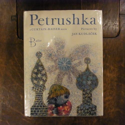 ペトリューシュカ PETRUSHKA /Jan Kudlacek(ヤンクドラーチェク)