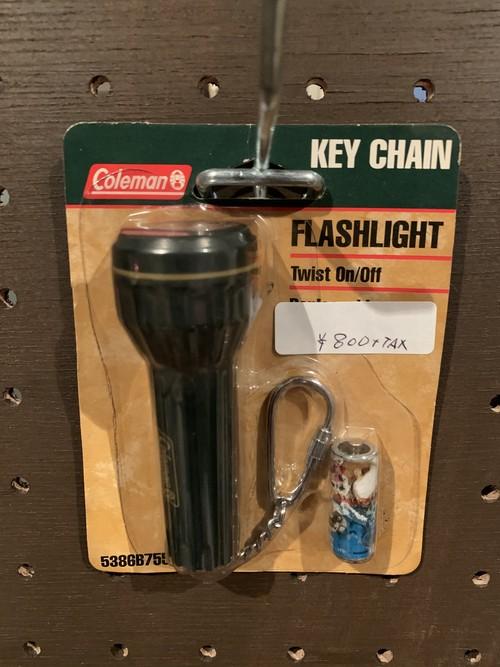 Coleman Key Chain FLASHLIGHT