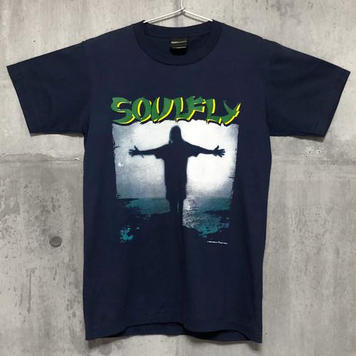 【送料無料 / ロック バンド Tシャツ】 SOULFLY / Men's T-shirts M ソウルフライ / メンズ Tシャツ M