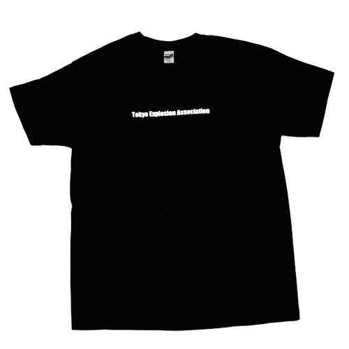 T.E.A. Tee-shirt 【BLACK・ブラック】  ※国内送料無料4月6日まで トーキョーエクスプロージョンアソシエーション Tシャツ 半袖Tシャツ ディスジャパ オリジナル ※3月23日以降順次発送