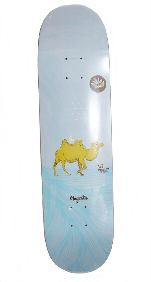 MAGENTA SKATEBOARDS SOY PANDAY DECK 8 X 32 マゼンタ