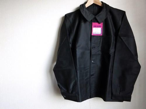 1950's Moleskin Jacket  Black デッドストック