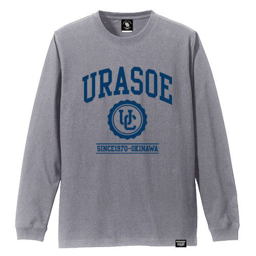 URASOE CITY LONG SLEEVE TEE