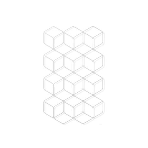 【Fe-12101W_Wall Deco S】