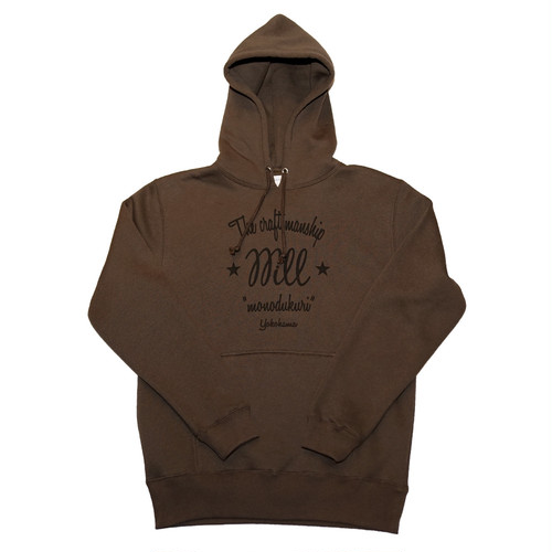 WILL CS LOGO PULLOVER HOODIE (OLIVE)
