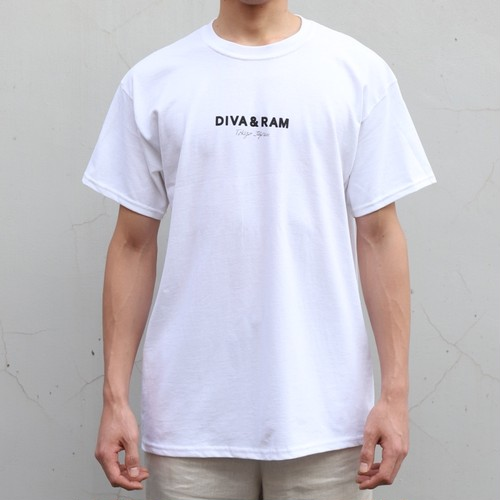mini LOGO TEE(WHITE)