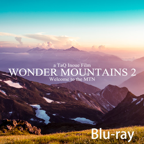 WONDER MOUNTAINS 2【Blu-ray版】