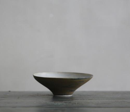 田中信彦 7 銀彩鉢