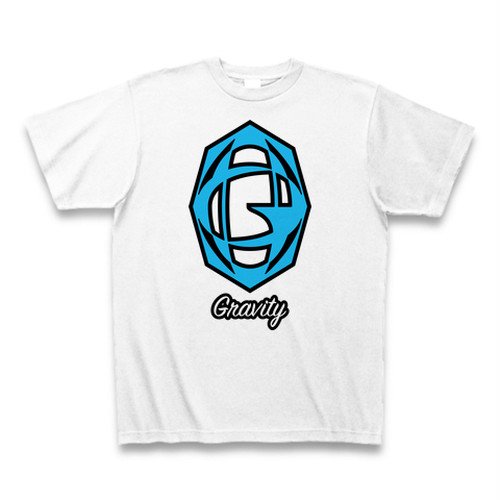送料無料 スケボー派に・・・(G=Gravity)オリジナル メンズTシャツ