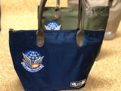 送料無料 ブルーインパルス JASDF公認 トートバッグ 紺