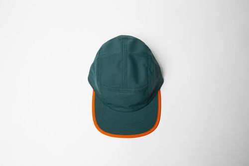 NYLON PIPING CAMP CAP