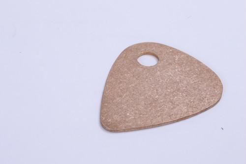 ギターピック(ティアドロップ型)銅合金