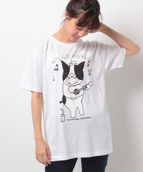 #431 Tシャツ LET'S GO