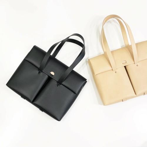 irose 【イロセ】 SEAMLESS DOCUMENT BAG