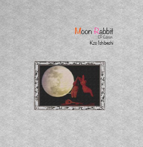 [CD] MOON RABBIT (EP Edition)