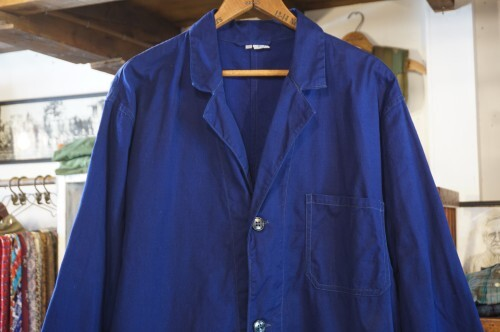"70's tocontap cotton shop Coat ""long-length"""