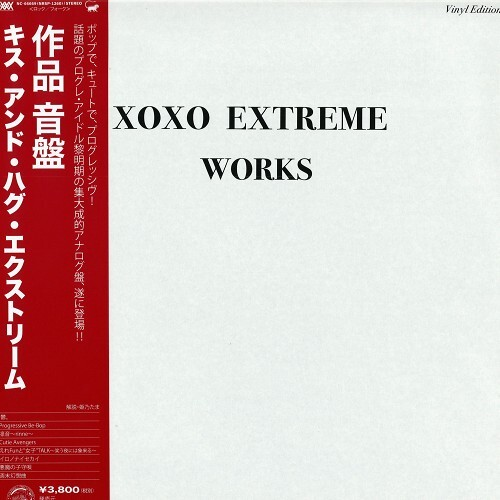 WORKS Vinyl Edition(LPレコード)