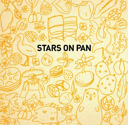 "1st album ""STARS ON PAN"""