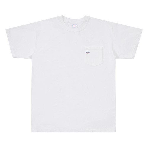 Pocket Tee(White)