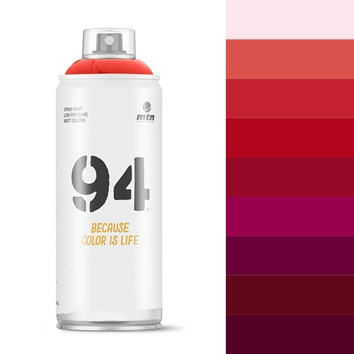 MONTANACOLORS 94 -RED COLORS-