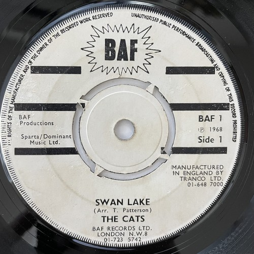 The Cats - Swan Lake【7-20776】