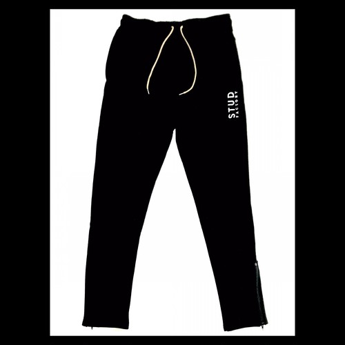 残り1点!SF jogger pants(BLACK)