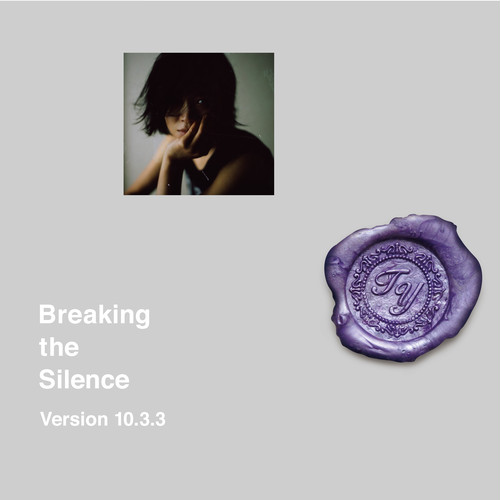 [CD] Toshiyuki Yasuda: Breaking the Silence (Version 10.3.3) (Gray × Purple)