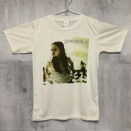 【送料無料 / ロック バンド Tシャツ】 DINOSAUR JR. / Green Mind Men's Ladies' Unisex T-shirts M ダイナソーJr.  / グリーン・マインド メンズ レディース ユニセックス Tシャツ M