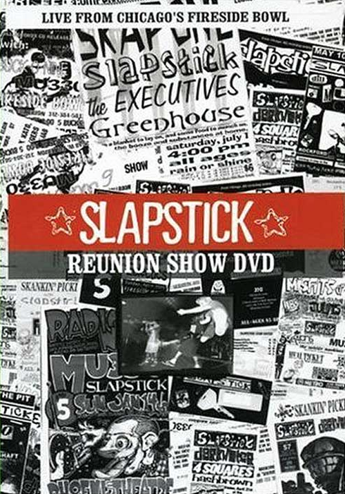 slapstick / reunion show dvd