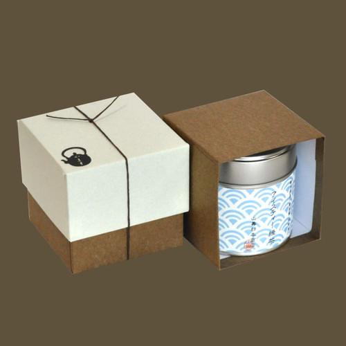 アイスティー緑茶 小缶1本箱