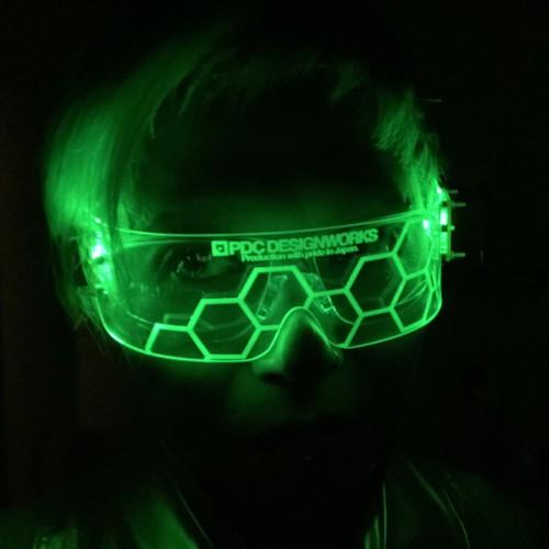 Cyber_EyeShade_3G/RGB _hex【新発売】