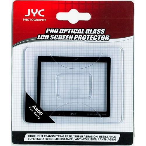 JYC Sony α900用 強化ガラス製液晶プロテクター