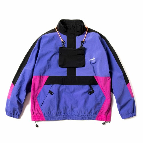 MAGIC STICK Classic Anorak Jacket PURPLE