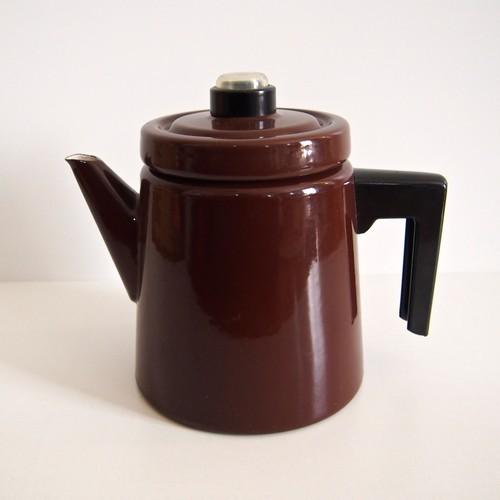 FINEL アンティヌルメス二エミ コーヒーポット茶 Lサイズ
