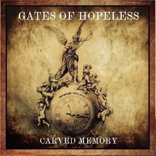 【DISTRO】GATES OF HOPELESS / CARVED MEMORY