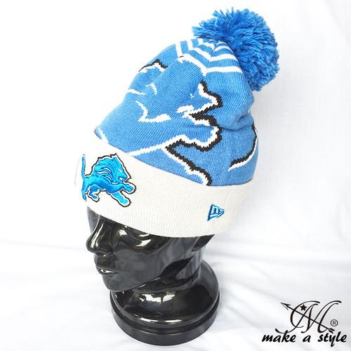 NFL Detroit Lions デトロイト ライオンズ ニットキャップ ニューエラ NEW ERA 796