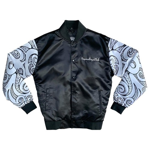 【YBC】Stadium Jacket Satin