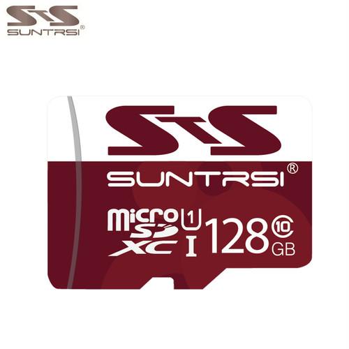 suntrsi microSDXCカード 128GB Class10 UHS-I U1 80MB/s