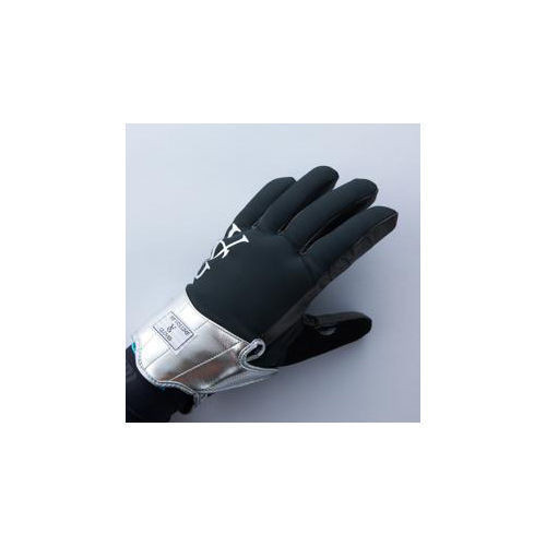 SALE50%OFF!! 13-14モデル VOLUME GLOVES MANIFESTO WATER PROOF カラー BLACK x REAL SILVER